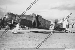 PHOTO RETIRAGE REPRINT AVION A IDENTIFIER - Aviation