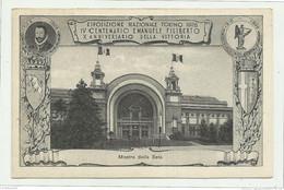TORINO ESPOSIZIONE 1928 - IV CENTENARIO EMAN. FILIBERTO X ANNIV. DELLA VITTORIA - MOSTRA DELLA SETA - NV FP - Non Classificati