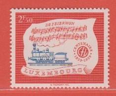 1959 Luxemburg ** (sans Charn., MNH, Postfrisch)  Yv  569Mi  611 - Nuevos
