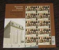 4379** Kazerne Dossin Mechelen - Caseme Dossin Malines - De Nouveau Musées Pour Ne Jamais Oublier MNH - Nuevos