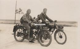 10 Stk. Verschiedene Fotos Mit Puch Motorrädern, Repros 10x15 Cm - Repro's