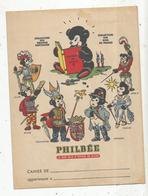 Protége Cahier ,  Pain D'épices De DIJON, PHILBEE, 2 Scans,coll.  Grands Capitaines , Rois De France, Frais Fr 1.75 E - Book Covers
