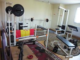 Salle De Musculation - Martial Arts