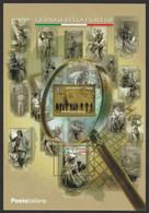 ITALIA 2020 Foglietto Giornata Della Filatelia Usato - 2011-...: Afgestempeld