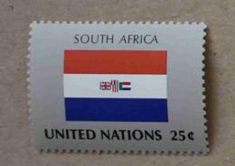 Ny89-01 : Nations-Unies (N-Y) / Drapeau Des Etats Membres De L'ONU - Afrique Du Sud - Neufs