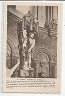 71 Autun St Jean Le Grand Statue De Saint Jean Le Baptiste Repeinte En 1899 Vénérée Avant La Révolution ..ed Truchot - Autun
