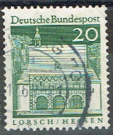 ALL-132 - RFA  ALLEMAGNE FEDERALE N° 392 Obl. Edifices Historiques - Used Stamps