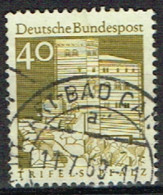 ALL-132 - RFA  ALLEMAGNE FEDERALE N° 393 Obl. Edifices Historiques - Used Stamps