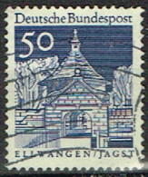 ALL-133 - RFA  ALLEMAGNE FEDERALE N° 394 Obl. Edifices Historiques - Used Stamps