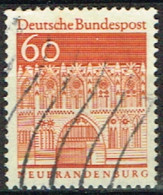 ALL-133 - RFA  ALLEMAGNE FEDERALE N° 395 Obl. Edifices Historiques - Used Stamps