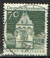 ALL-133 - RFA  ALLEMAGNE FEDERALE N° 396 Obl. Edifices Historiques - Used Stamps