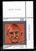 Macedoine - Macedonia 1998 Yvert 112, 50th Ann. Death Of Mahatma Gandhi - MNH - Macedonië