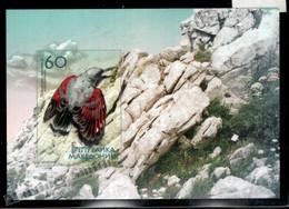 Macédoine - Macedonia 2004 Yvert BF 11, Fauna, Birds - Miniature Sheet MNH - Macédoine