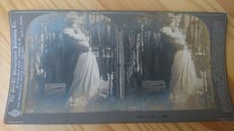 COUPLE QUI S ENLACE - PHOTO STEREO LONDRES - Fotos Estereoscópicas