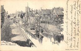 Bruges - Quai Du Rosaire - Ed. Matthys Soeurs - Brugge