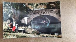 91 Brunoy  Le Vieux Pont De Soulins - Brunoy