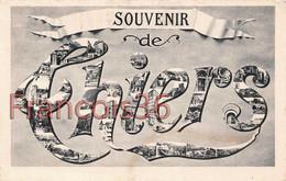 Thiers (63) - Souvenir De THIERS - Thiers