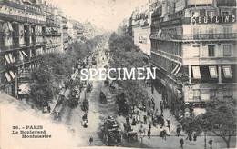 Le Boulevard Montmartre @  Paris - Other