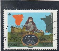 FRANCE 2020 - 400 ANS DU RATTACHEMENT DU BEARN A LA FRANCE OBLITERE - Used Stamps
