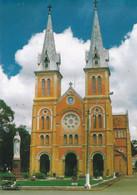 VIETNAM  : Cathédrale Notre-Dame De Saïgon - Touva