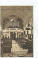 LE BRÛLY-COUVIN  Eglise Intérieur Orgues Orgue - Couvin