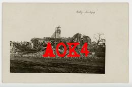 62 BILLY MONTIGNY Fosse Ruines 1917 1918 Occupation Allemande Nordfrankreich Lens Puits Charbon Mines De Courrieres - Sonstige Gemeinden