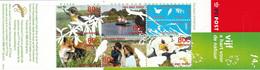 Netherlands Pays Bas 1999  NL PB64 5x Hart Voor De Natuur  MNH ** - Booklets
