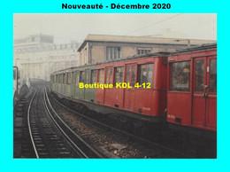 JPR 04 - Rame Sprague - Ligne 5 - Gare D'Austerlitz - PARIS - RATP - Stations, Underground