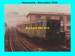 JPR 05 - Rame Sprague - Ligne 5 - Gare D'Austerlitz - PARIS - RATP - Stations, Underground