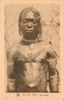 Cameroun - Tatouages - Batie - Type Biriford - Cameroun