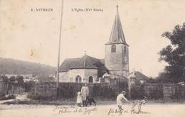 JURA VITREUX L EGLISE (NOMS DES PERSONNAGES CITES) - Otros Municipios