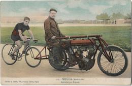WILLS ,Américain Entrainé Par FOSSIER - Ciclismo