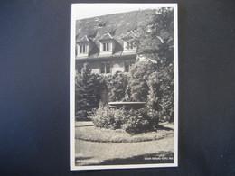 Österreich- AK Graz Im Burggarten, Verlag: Erika - Graz