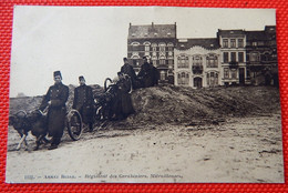 MILITARIA - ARMEE BELGE -  Régiment Des Carabiniers  -  Mitrailleuses - Equipment