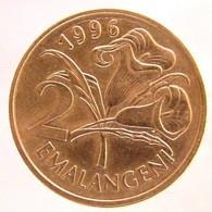 Swaziland 2 Emalangeni 1996 - KM# 46 - VF - Swaziland