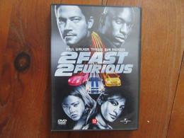 DVD       2Fast  2 Furious     Course De Voitures - Sport