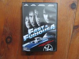 DVD       Fast& Furious 4    Course De Voitures - Sport