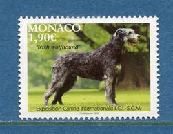 ⭐ Monaco - YT N° 3223 - Neuf Sans Charnière - 2020 ⭐ - Ungebraucht