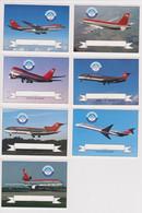 7x Rp Fleet Northwest Airlines Boeing, Airbus & Douglas Aircraft - 1919-1938: Between Wars