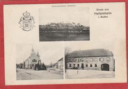CPA: Allemagne - Gruss Aus Heitersheim I Baden - Other