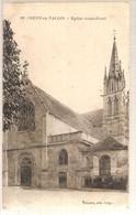 60 - Crépy-enValois (oise) - Eglise Saint-Denis - Crepy En Valois