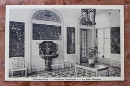 RIS-ORANGIS (91) - FONDATION DRANEM - LA SALLE D'HONNEUR - Ris Orangis