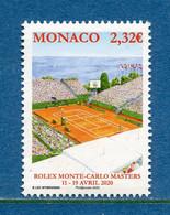 ⭐ Monaco - YT N° 3231 - Neuf Sans Charnière - 2020 ⭐ - Ungebraucht