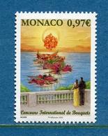⭐ Monaco - YT N° 3232 - Neuf Sans Charnière - 2020 ⭐ - Ungebraucht