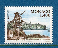 ⭐ Monaco - YT N° 3234 - Neuf Sans Charnière - 2020 ⭐ - Ungebraucht