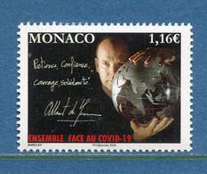 ⭐ Monaco - YT N° 3235 - Neuf Sans Charnière - 2020 ⭐ - Nuovi