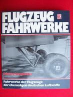 FLUGZEUG FAHRWERKE  AEREI AVIAZIONE - Libros Antiguos Y De Colección