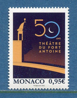 ⭐ Monaco - YT N° 3244 - Neuf Sans Charnière - 2020 ⭐ - Nuovi