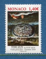 ⭐ Monaco - YT N° 3245 - Neuf Sans Charnière - 2020 ⭐ - Nuovi