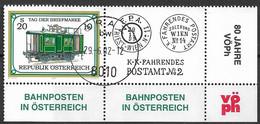 2001 Österreich  Austria Mi.  2345 Used   Tag Der Briefmarke: Bahnpostwagen (1843) - 2001-10 Used